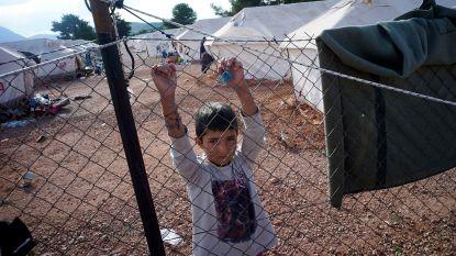 Gewonden bij Grieks protest tegen asielzoekerscentrum