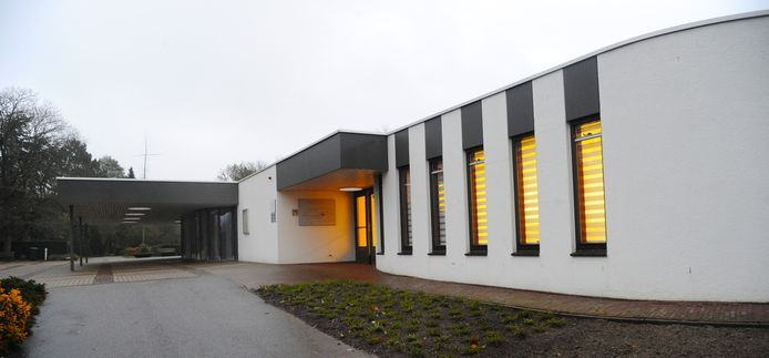 ldm06/12/2019 - Middelburg - exterieur crematorium
