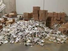 Politie vindt grote hoeveelheid drugs, zeven mannen aangehouden