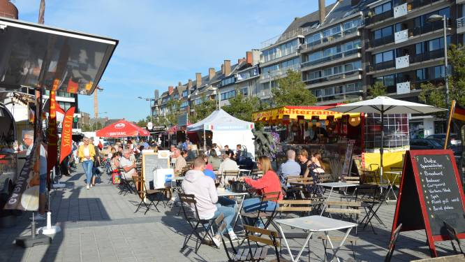 Europese specialiteitenmarkt 'Fiesta Europa' vanaf vrijdag opnieuw drie dagen op Niniaplein