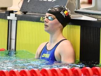 """Camille Bouden zwemt niet in Eindhoven: """"Helaas zijn er aanpassingen gebeurd aan verschillende selectiecriteria"""""""