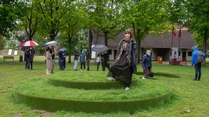 Kunstenaars stellen Olympisch Kunstenparcours voor op Kiel