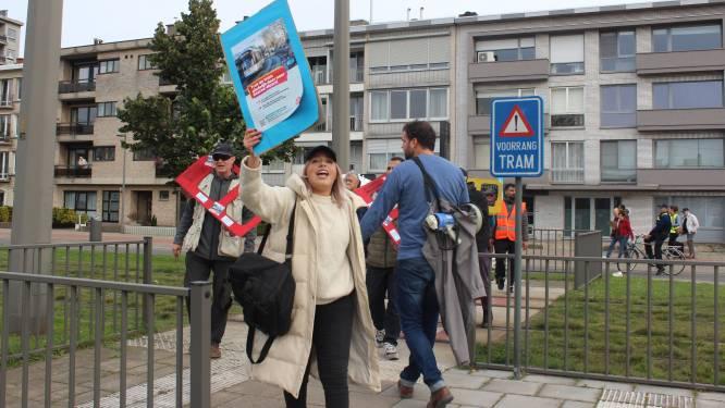 """300 handtekeningen voor petitie 'doortrekken tram 9' in Deurne: """"Openbaar vervoer zou prioriteit moeten krijgen"""""""