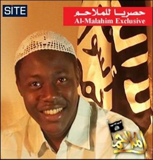 Abdulmutallab werd overgebracht van het ziekenhuis naar een gevangenis.