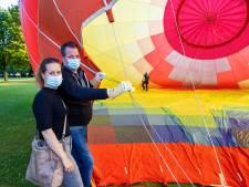 Je door de wind laten meevoeren in een luchtballon; ook dat mag weer