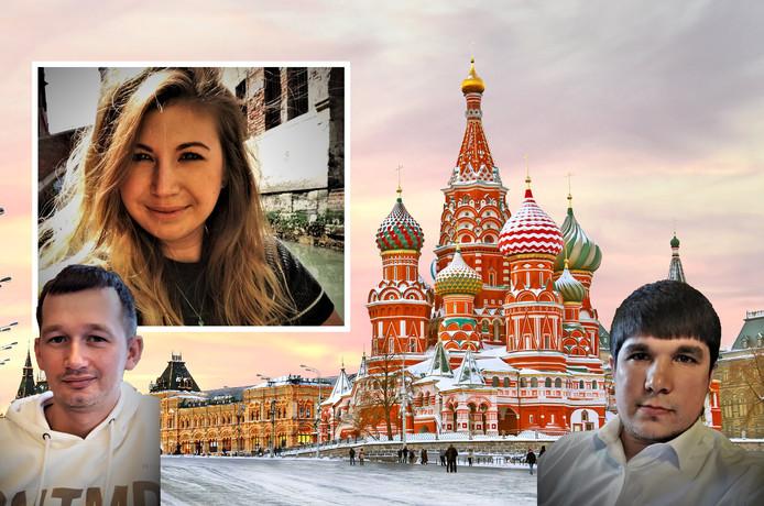 Russen willen weg, eventueel naar Nederland