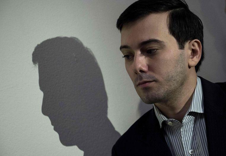 Gewezen farmaceutisch ondernemer Martin Shkreli. Beeld AFP