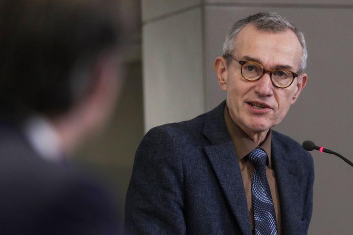 Frank Vandenbroucke, ministre fédéral de la Santé