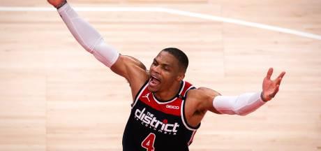 Russell Westbrook verbetert stokoud record in NBA