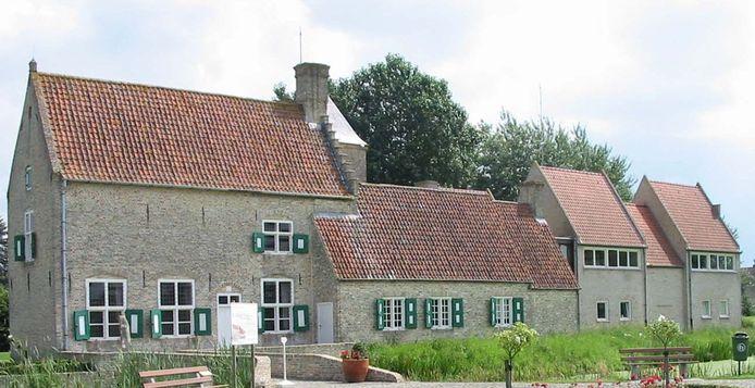 Hof van Wyckhuize in Alveringem.