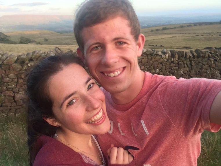 Amy en James Barsby.