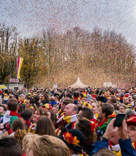 Kwèkfestijn kan met gerust hart in een tent, maar onduidelijkheid rond de elfde van de elfde op de Parade