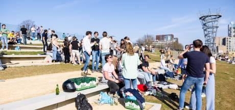 Meer beveiliging naar druk Spoorpark Tilburg, al maakt de boete van 95 euro ook niet echt indruk