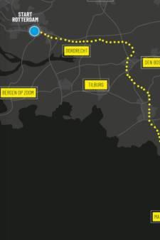 Derde etappe Tour de France 2025 mogelijk dwars door Brabant