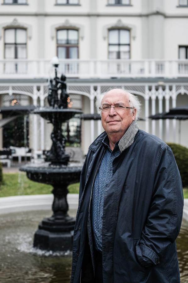 Andere Tijden werd bedacht door Ad van Liempt (foto) en regisseur Gerda Jansen Hendriks.