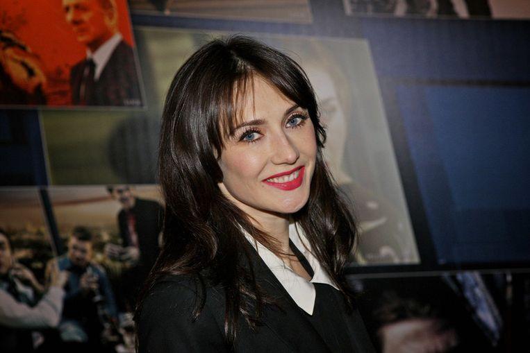 Actrice Carice van Houten. Beeld null