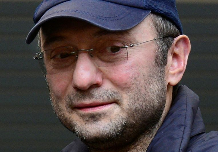 Sulejman Kerimov. Beeld REUTERS