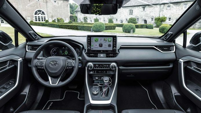 Toyota RAV4 Interieur