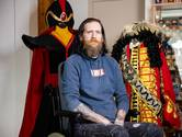 Kostuums maken lukt Tilburgse MS-patiënt die euthanasie aanvroeg niet meer, borduren geeft nog wel voldoening