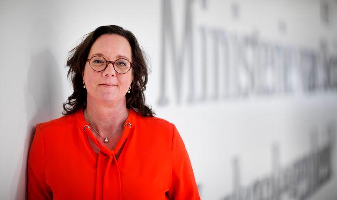 Tamara van Ark, staatssecretaris van Sociale Zaken en Werkgelegenheid.