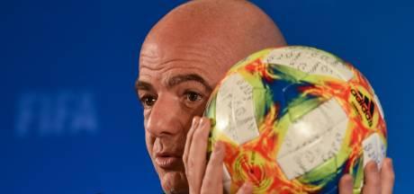 FIFA overweegt nóg vollere voetbalkalender met meer WK's
