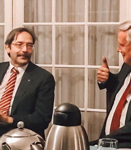 Theo Bovens waarnemend burgemeester Enschede