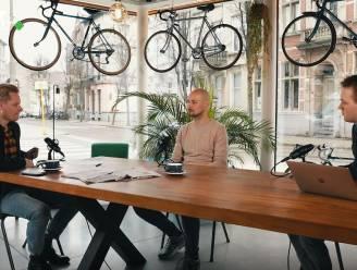 """Boonen in HLN Sportcast over voorbereiding Van Aert: """"Je kunt op stage diep gaan, maar die typische piekjes in wedstrijden vallen moeilijk te simuleren"""""""