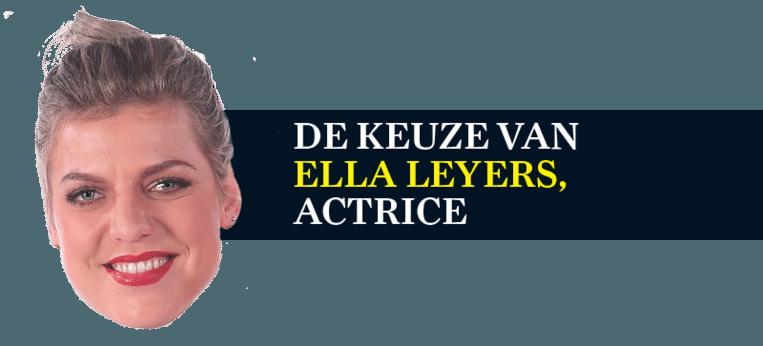 De keuze van Ella Leyers, Humo Beeld Humo
