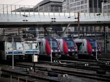 Franse minderjarigen proberen thuis te komen met gestolen treinlocomotief