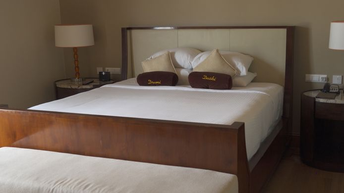 De suite waarin Willem Alexander en Máxima waarschijnlijk gaan verblijven.
