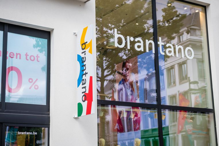 FNG is het moederbedrijf van onder andere schoenenketen Brantano. Beeld Gregory Van Gansen / Photo News