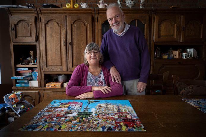 Larry en Gill Myerscough, Zij wonen al 37 jaar in Nederland. Door de Brexit gaan ze misschien een Nederlands paspoort aanvragen