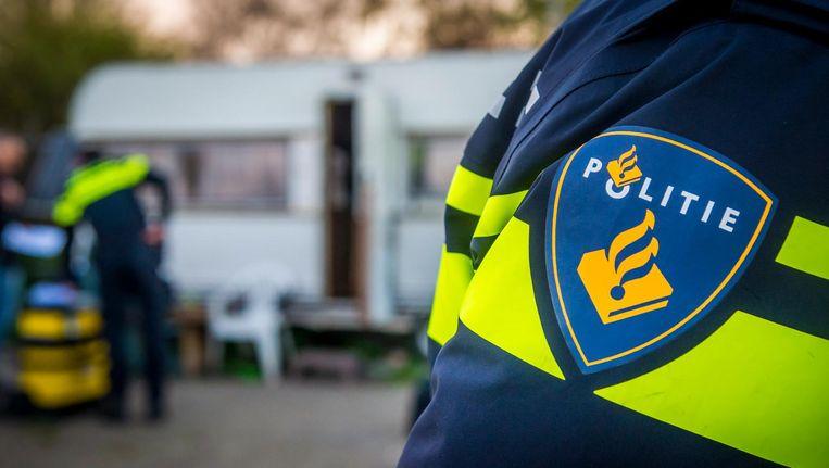 Het extra geld staat volgens een woordvoerder los van de onderhandelingen met de politiebonden over de cao. Beeld ANP