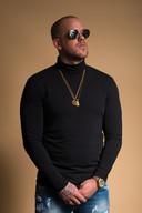 Rapper Jebroer oftewel Tim Kimman.