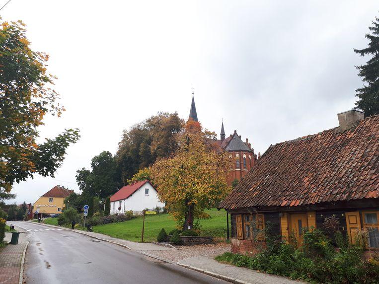 Het dorp Gietzrwald.  Beeld Ekke Overbeek