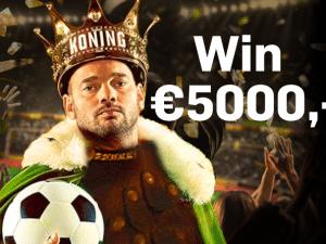 Voorspel vier Eredivisie duels en maak wekelijks kans op 5000 euro