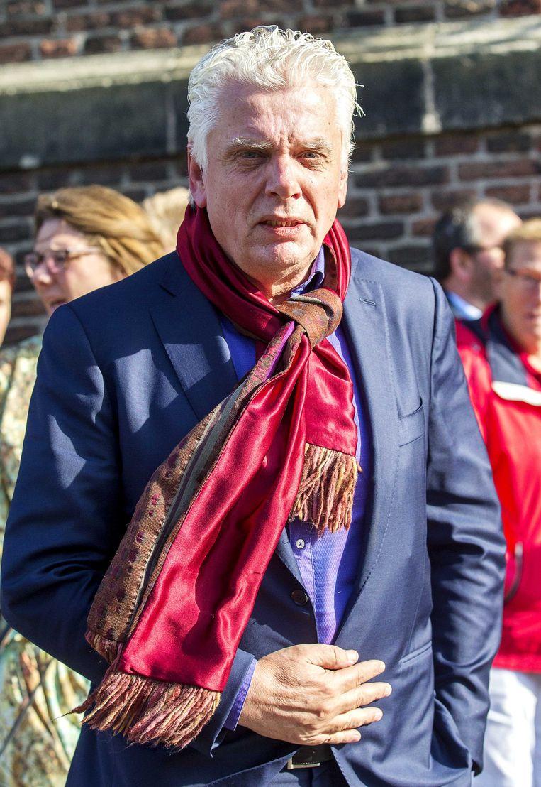 Jan Slagter. Beeld ANP Kippa