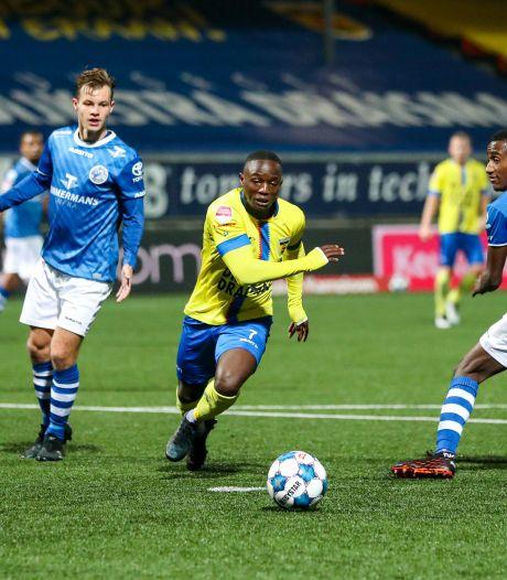 Cambuur koploper na comeback tegen Den Bosch