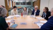 May daagt als enige partijleider niet op tijdens meeting met Greta Thunberg