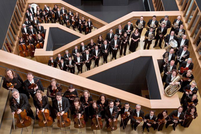 Philharmonie zuidnederland. foto Simon van Boxtel