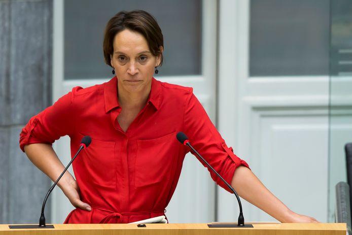 Vlaams parlementslid Elisabeth Meuleman (Groen)