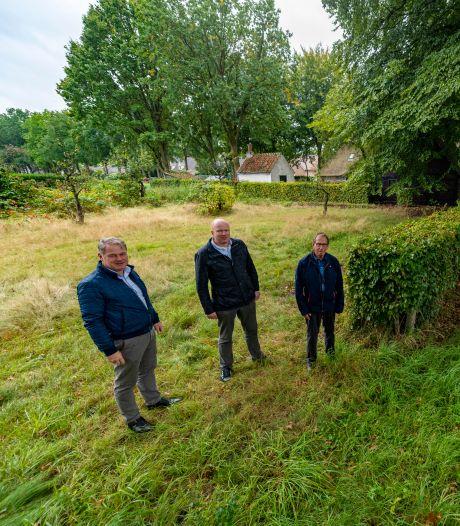 Raad Oisterwijk gaat voor villa op weitje aan de Merodelaan liggen: 'Groen boven geld'