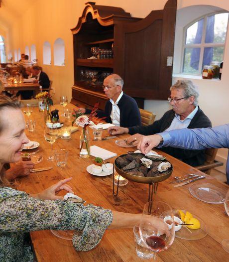 De Blauwe Camer in Oosterhout verdient een ster: het is een feestje om er te eten