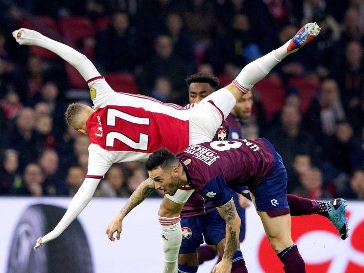 Ajax is gewaarschuwd: 'Angstgegner' Willem II komt op bezoek