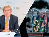 IOC-voorzitter: 'Vraag is niet of, maar hoe Spelen doorgaan'