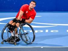 Jeux Paralympiques: déception pour Joachim Gérard, déjà éliminé en simple