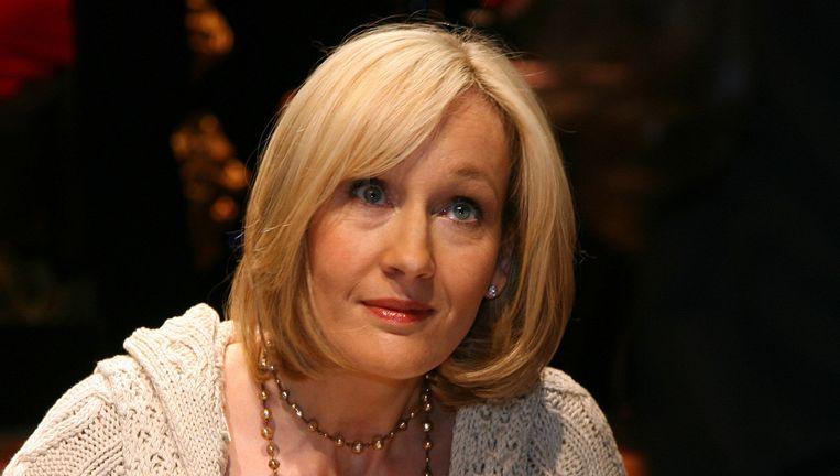J.K. Rowling brengt vier nieuwe verhalen uit Beeld anp