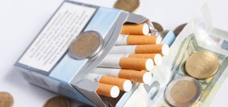 """""""Le confinement a fait chuter les droits d'accises sur les ventes de tabac de 60 millions"""""""