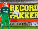 Jay Gorter: minste tegendoelpunten ooit bij Go Ahead Eagles, beste van Nederland en de wereld: 'Niet normaal, wat een jaar'