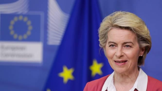 Ursula von der Leyen appelle les États-Unis à lever les restrictions de voyage pour les Européens